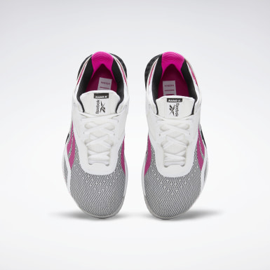 Women Fitness & Training White Reebok Nano X Shoes