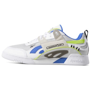 Workout Plus ATI 90s Blanco Hombre Classics