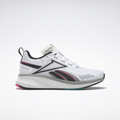 Women Running White Reebok Fusium Run 2 Women's Running Shoes
