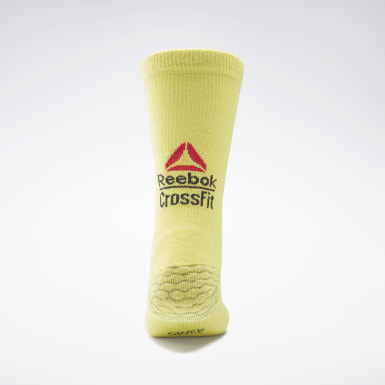 Training Yellow CrossFit® Games Engineered Crew Socks