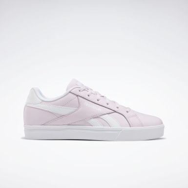 Women Classics Pink Reebok Royal Complete 3.0 Low Shoes