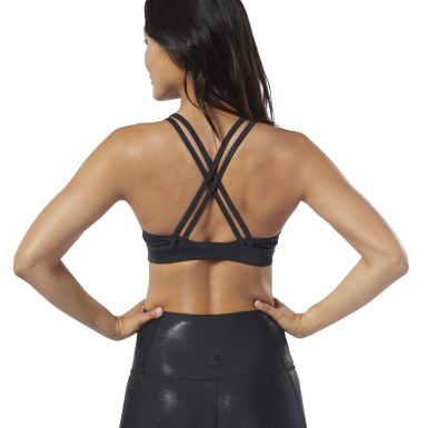 Top deportivo Hero Strappy Medium-Impact Padded
