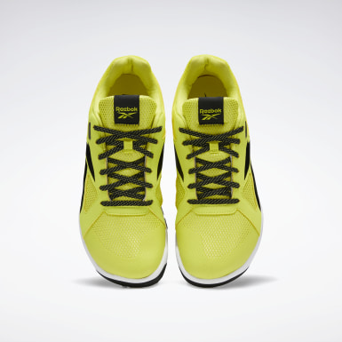 Men Cross Training Yellow Reebok Nano OG Men's Training Shoes