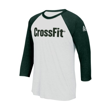 CrossFit�� Games Linear Read Raglan Tee