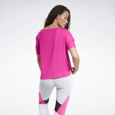 T-Shirt Perforated Donna Fitness & Training