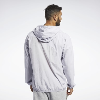 Mænd Fitness & Training Anorak Jacket