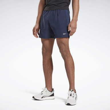 Men Trail Running Blue Run Essentials 5-Inch Shorts