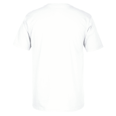Men Classics White Club C Vector Tee