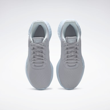 Women Running Grey Reebok Lite 2.0 Shoes