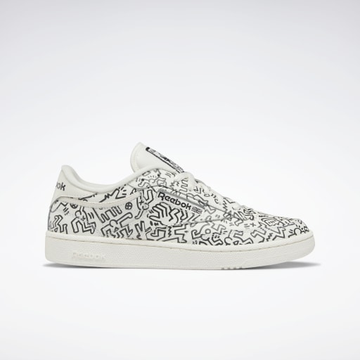 Keith Haring Club C Shoes