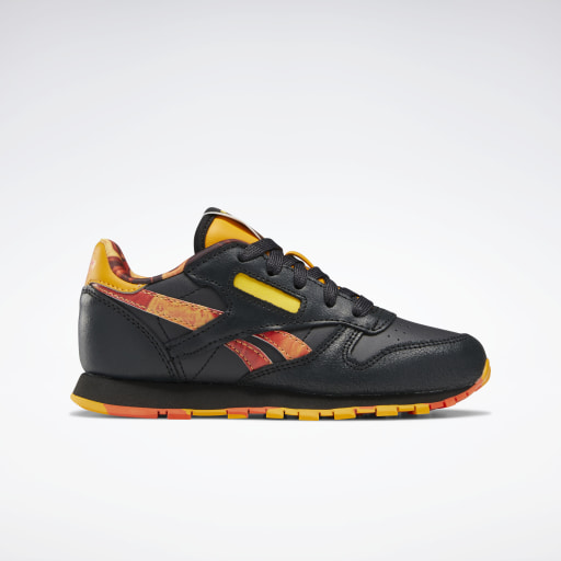 National Geographic Classic Leather Shoes