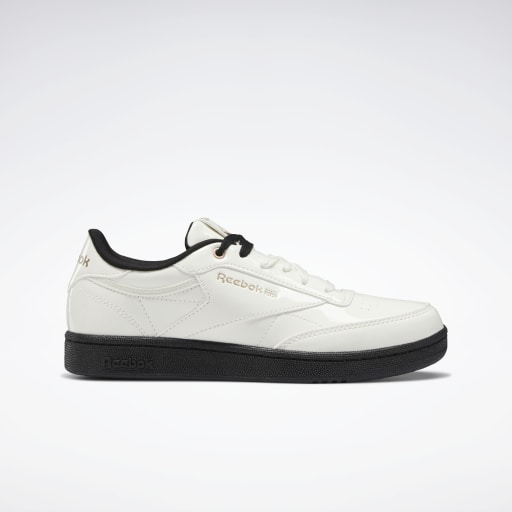 Cardi Coated Club C Shoes - Grade School