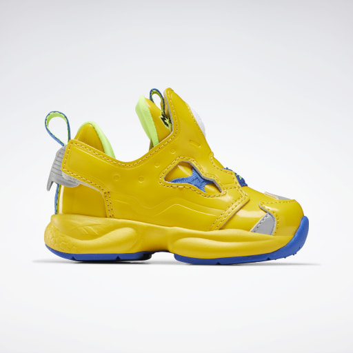 Minion Versa Pump Fury Shoes