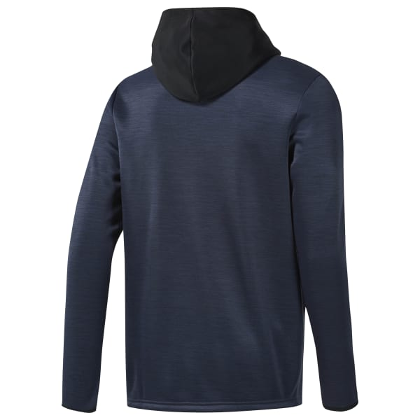 À One Spacer Sweat Training BleuFrance Capuche Reebok Series m80Nnw