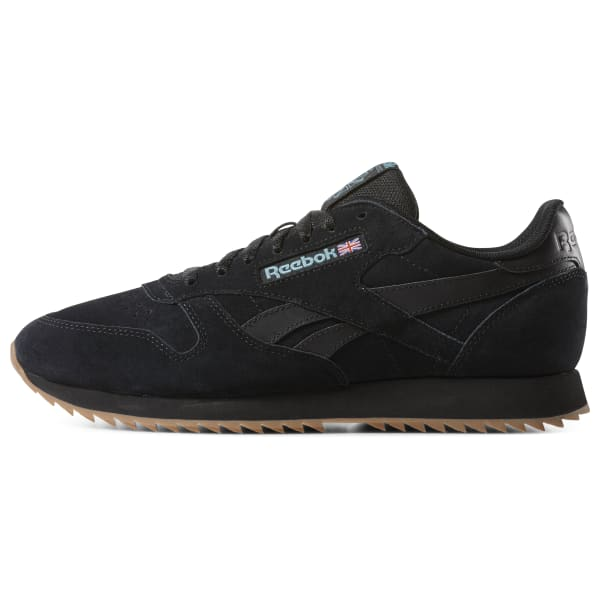 Cans Reebok Montana Classic Leather NoirFrance RAj354L