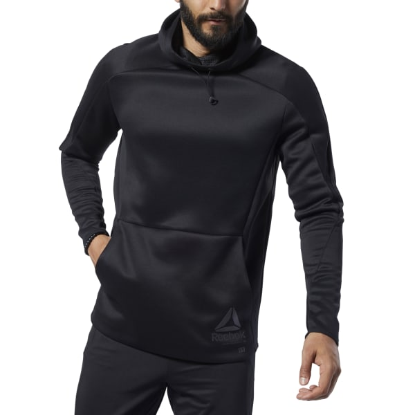 Reebok Series Sweat Training Capuche NoirFrance One À Spacer WrBeEoQCdx