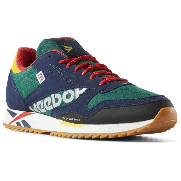 Reebok Classic Leather Ripple Altered
