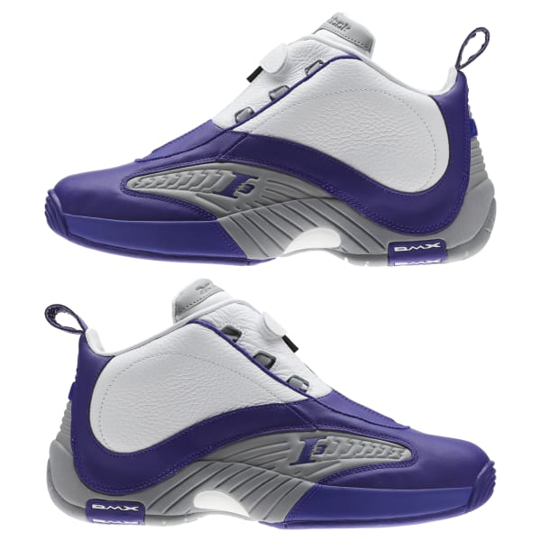 Reebok Answer IV PE - Purple  d6533f059