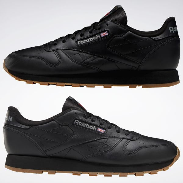 Reebok Classic Leather - Black  333942dbc