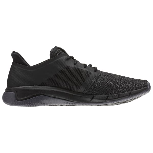1709339cf Reebok Print Run 3.0 - Grade School - Black