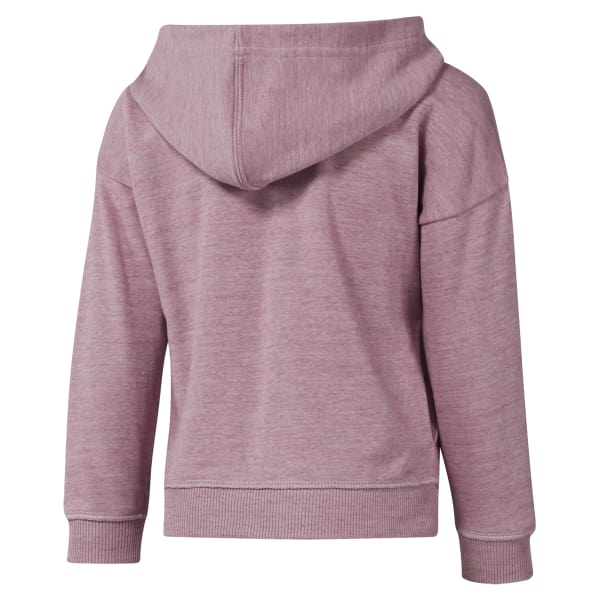 Girls Training Essentials Marble Melange Hoody