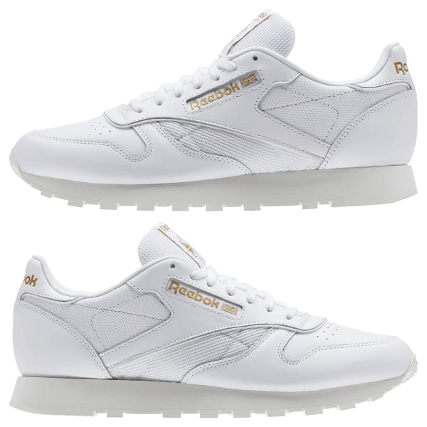 fc48983d158 Reebok Classic Leather ALR - White