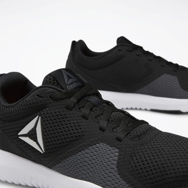 Reebok Flexagon Force Shoes Schwarz | Reebok Deutschland