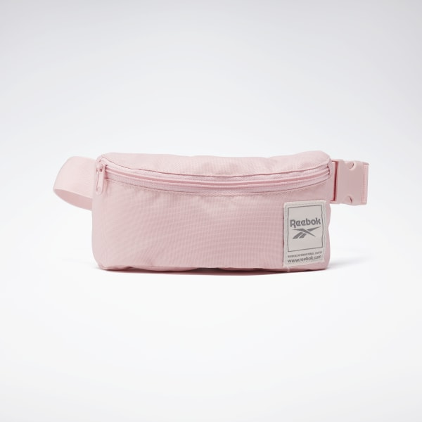 Pink Love Sport Waist Bag Fanny Pack Adjustable For Hike