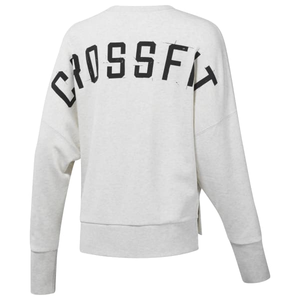 Blusa F Crossfit Terry Crew