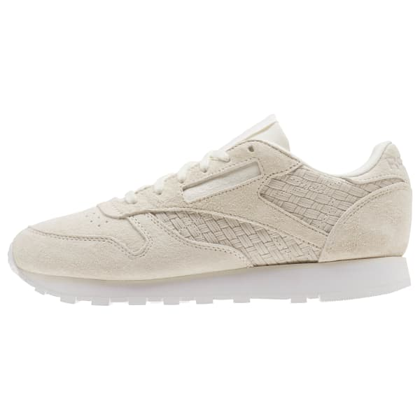 Classic Leather Woven EMB