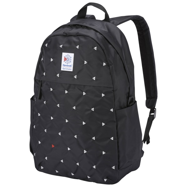 d6d92fd1dd Reebok Classic Graphic Backpack - Black