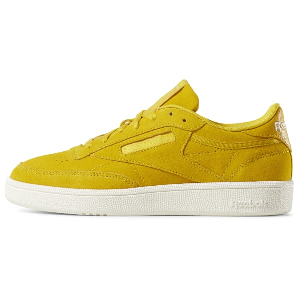 411d42b1176 Reebok CLUB C 85 - Yellow | Reebok GB