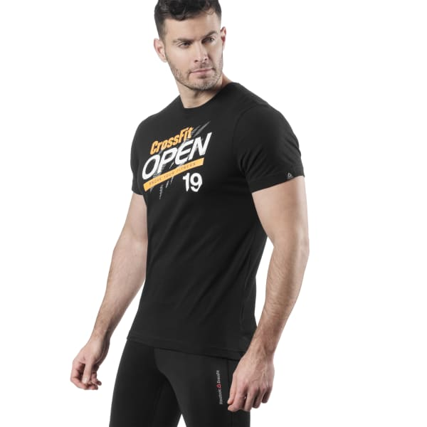 Camiseta Reebok CrossFit Open