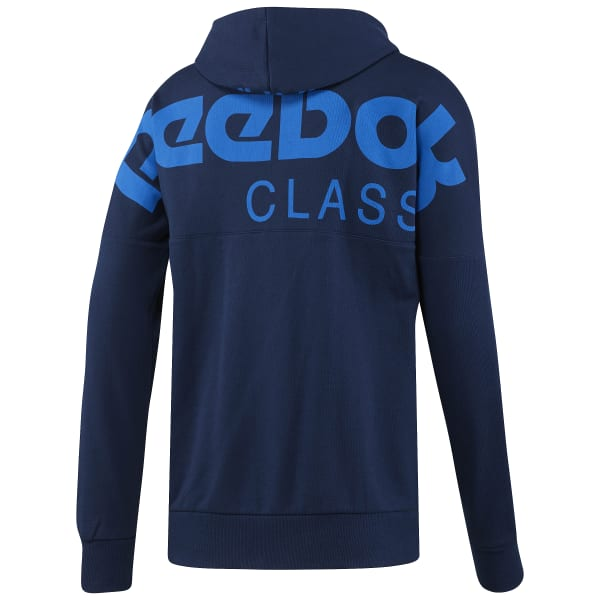 Sudadera Reebok Classics French Terry Full Zip
