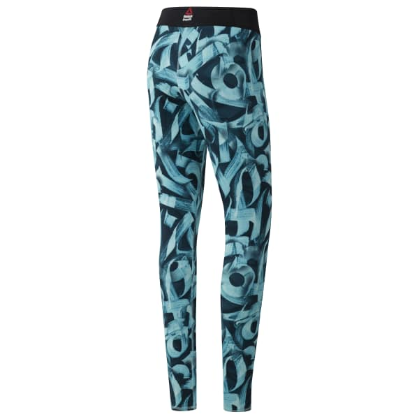Leggings Reebok CrossFit Pokras