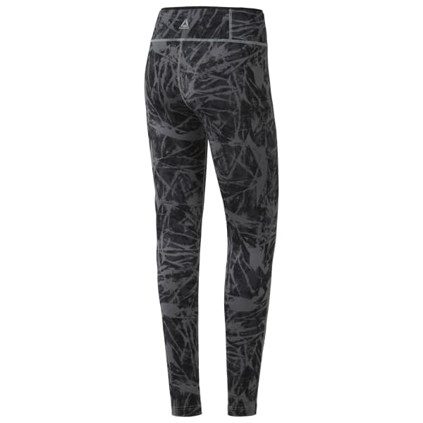 Kraftwork Printed Tights