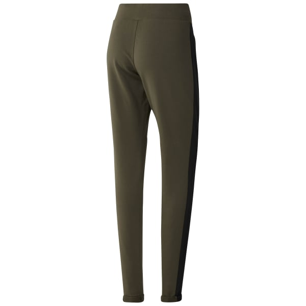 Slim Joggingbroek.Reebok Training Supply Slim Joggingbroek Groen Reebok Nederland