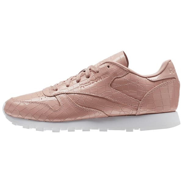 06ccabd2edc4a Reebok Classic Leather Crackle - Pink