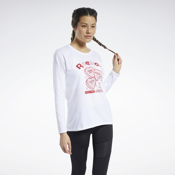Valentine's Day Hearts Tee