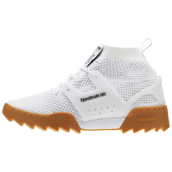 96e990516cef3 Reebok Workout Ultraknit Ripple - White