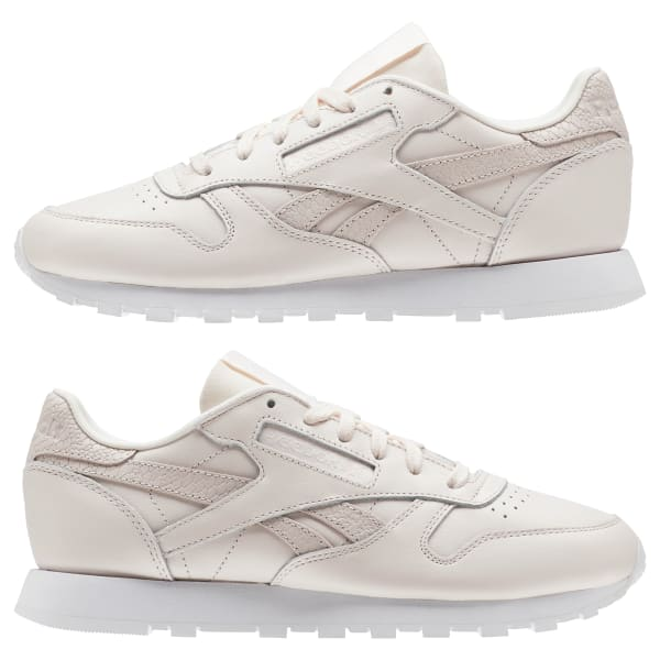 4fb4b987cbed5 Reebok Classic Leather PS Pastel - Pink