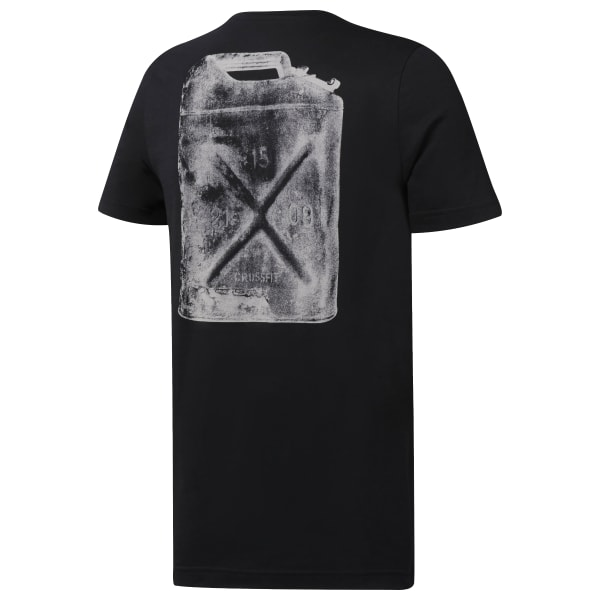 Camiseta M Crssft Time To Burn