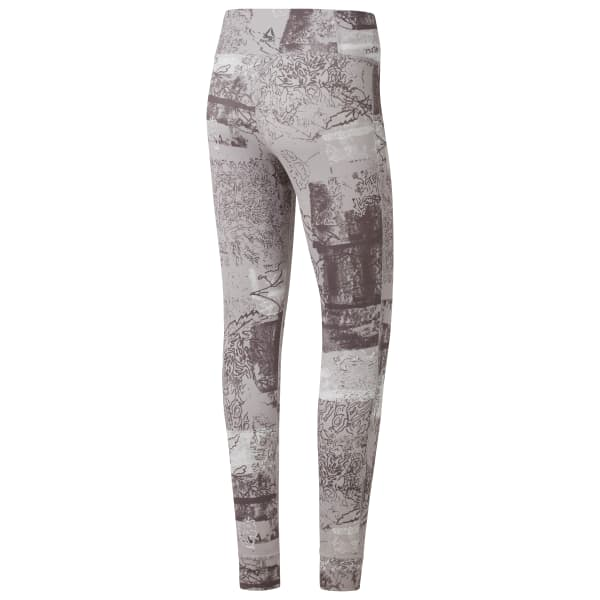 Legging Lux Bold - Dismantled Flora