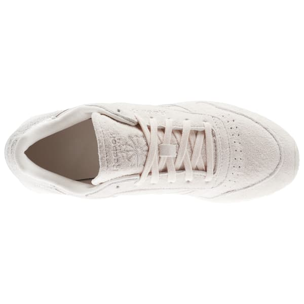 c643bbd14ca Reebok Classic Leather Shimmer - Pink