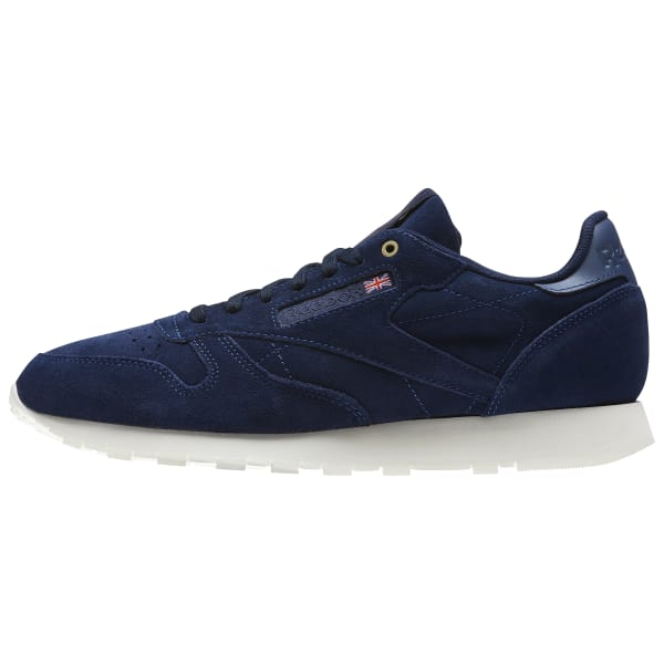 Reebok Classic Leather Montana Cans collaboration - Blue  9a2a25104