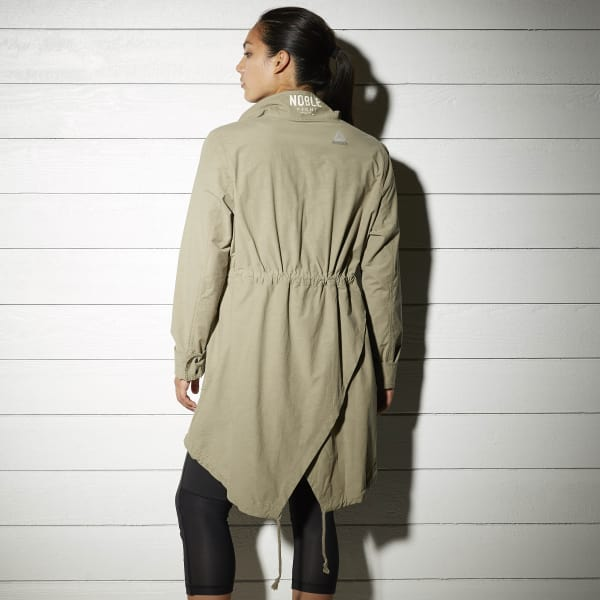The Noble Fight Fish Tail Parka
