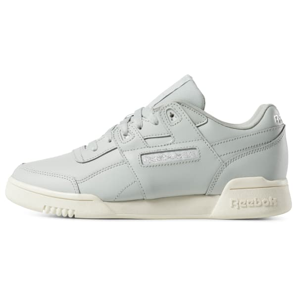 Zapatillas Workout Lo Plus - Blanco Reebok  2bee44191