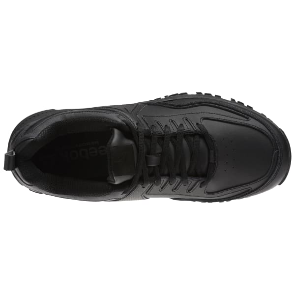 Reebok Ridgerider Leather 4E - Black  bd953daeb