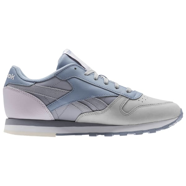 7d71e287bb401 Reebok Classic Leather PM - Grey