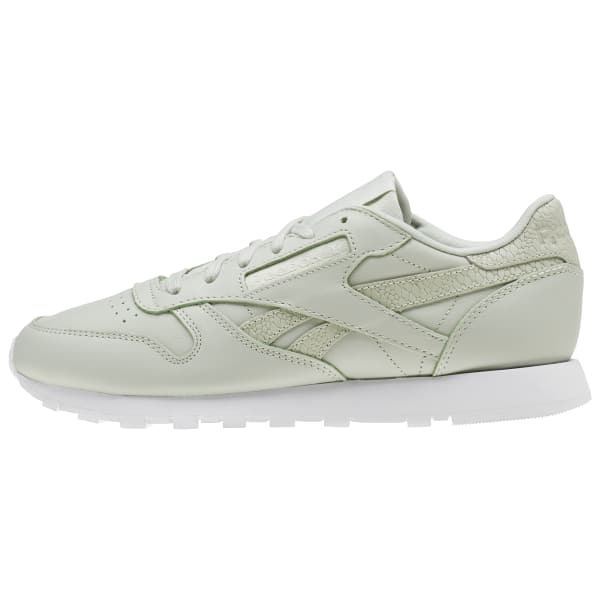 70747b7c116a7 Reebok Classic Leather PS Pastel - Green